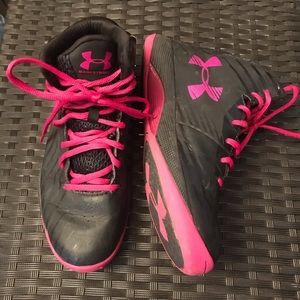 Under armor women's basketball shoes size 7.5